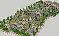 公园景观设计