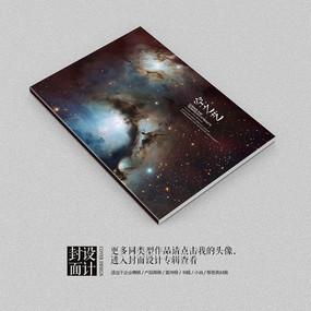 艺术唯美商业油画个摄影个人作品集封面设计