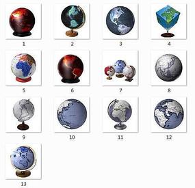 3D地球仪
