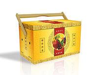 高端豪华水果包装盒设计