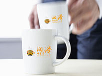 中国风茶logo