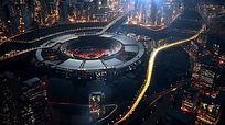 科技智慧城市视频特效设计