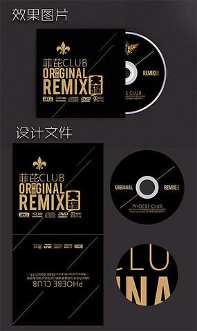 CD光盘展示效果图样机设计下载