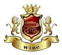 高端红酒LOGO