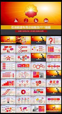 中国石油企业专业报告PPT