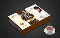 果蔬杂粮礼盒包装设计