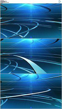 空间3D线条栏目包装视频