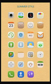 手机UI手机图下载