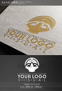 创意体育运动健身房logo设计