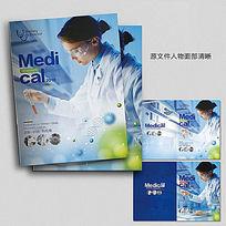 医疗检验封面化工材料封面
