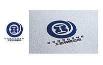 蓝色大气公司logo