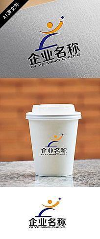 高端体育企业logo创意设计