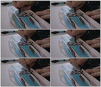 汽车设计师设计汽车草图视频
