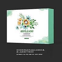 水墨食品美食保健品包装设计