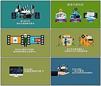 MG效果推广营销广告AE模板