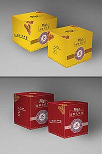 食品包装礼盒设计