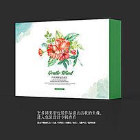 中國風精品水果包裝禮盒設計