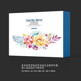 中国风特色美食食品包装盒设计