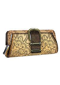 皮雕手拿钱夹手拿包效果图设计
