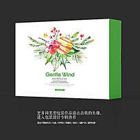 圣诞节节日礼品高档礼盒包装设计