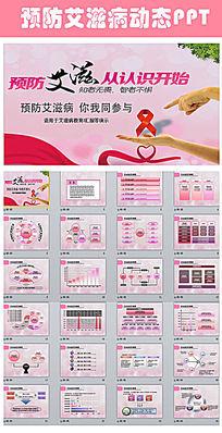艾滋病预防教育宣传会议PPT