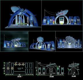 3D船模型下载