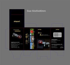 数码产品包装 CDR
