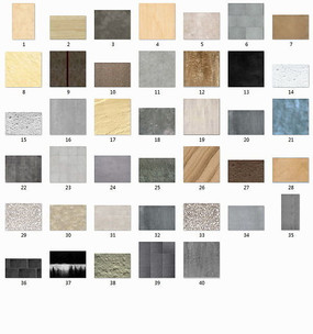 混凝土毛面3d材质贴图