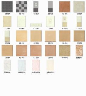 家装瓷砖贴图