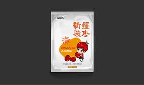 新疆骏枣包装设计