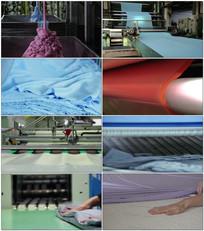 纺织厂家纺生产视频