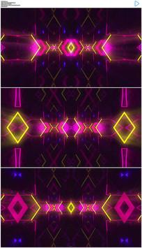 动感光线闪动节奏vj背景视频
