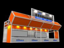 房产销售展厅模型