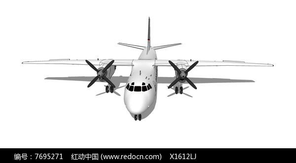 双螺旋飞机图片