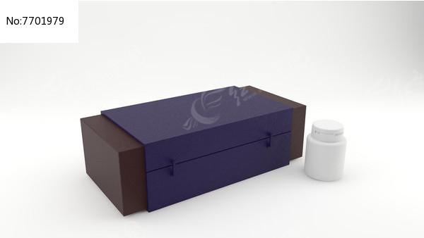高档保健品包装礼盒