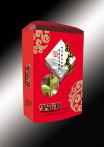高山名茶包装效果图设计
