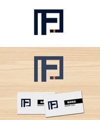 字母F公司logo標志