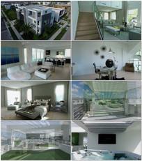 室内环境设计表现视频