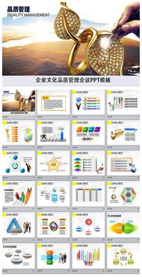 企业文化品质管理经营理念PPT