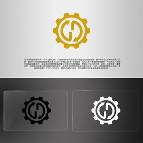 机电logo
