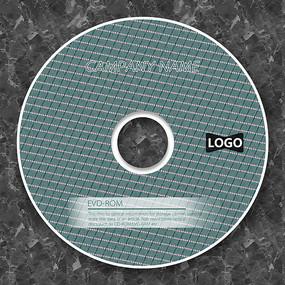 菱形簡潔鄉村音樂cd封面設計