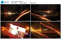 AE CS6粒子图文展示视频模板