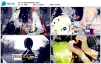 AE CC2015时尚调色写真视频