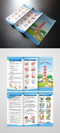 禽流感宣传折页