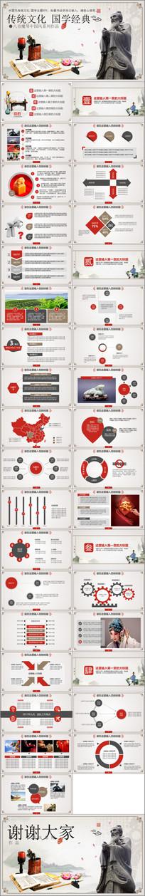 中国风传统文化介绍PPT