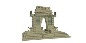古代埃及门牌