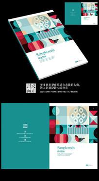 个人艺术作品系商业画册封面设计