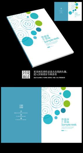 可爱小清新作品集商业艺术封面设计