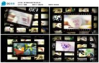 AE CS6怀旧老胶片图文展示视频