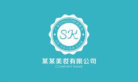 美妝logo